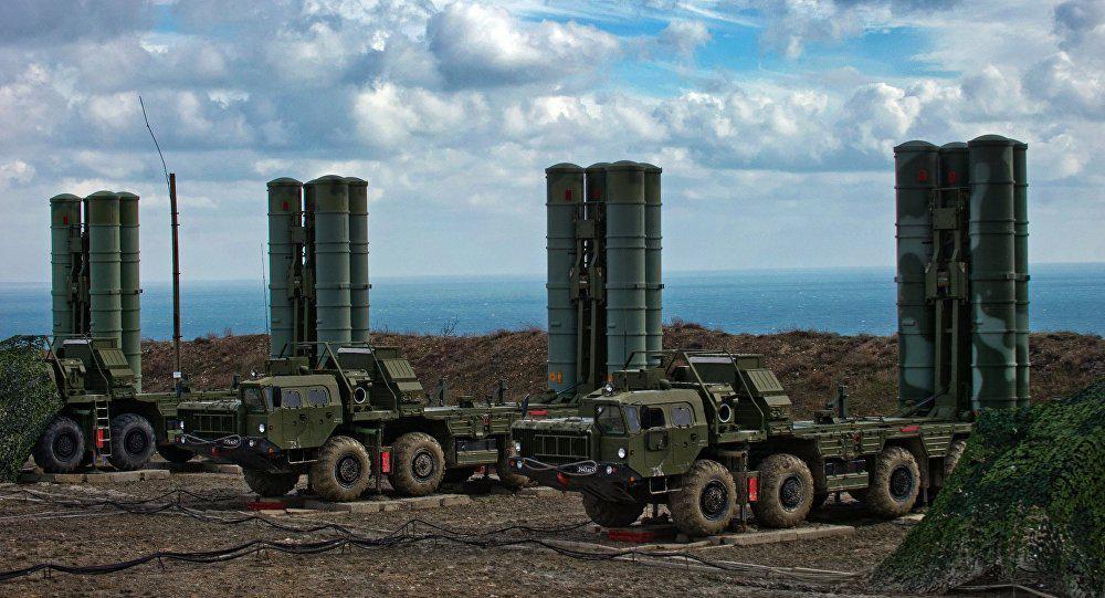 俄媒:俄將在克里米亞部署第4個S400導彈營