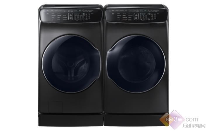 颠覆规则:三星将在CES2017推四合一洗衣系统