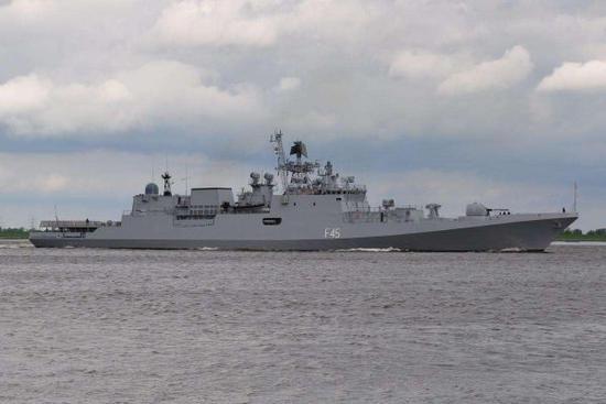 印媒关注中国发展强大海军 疾呼改变本土军工颓势