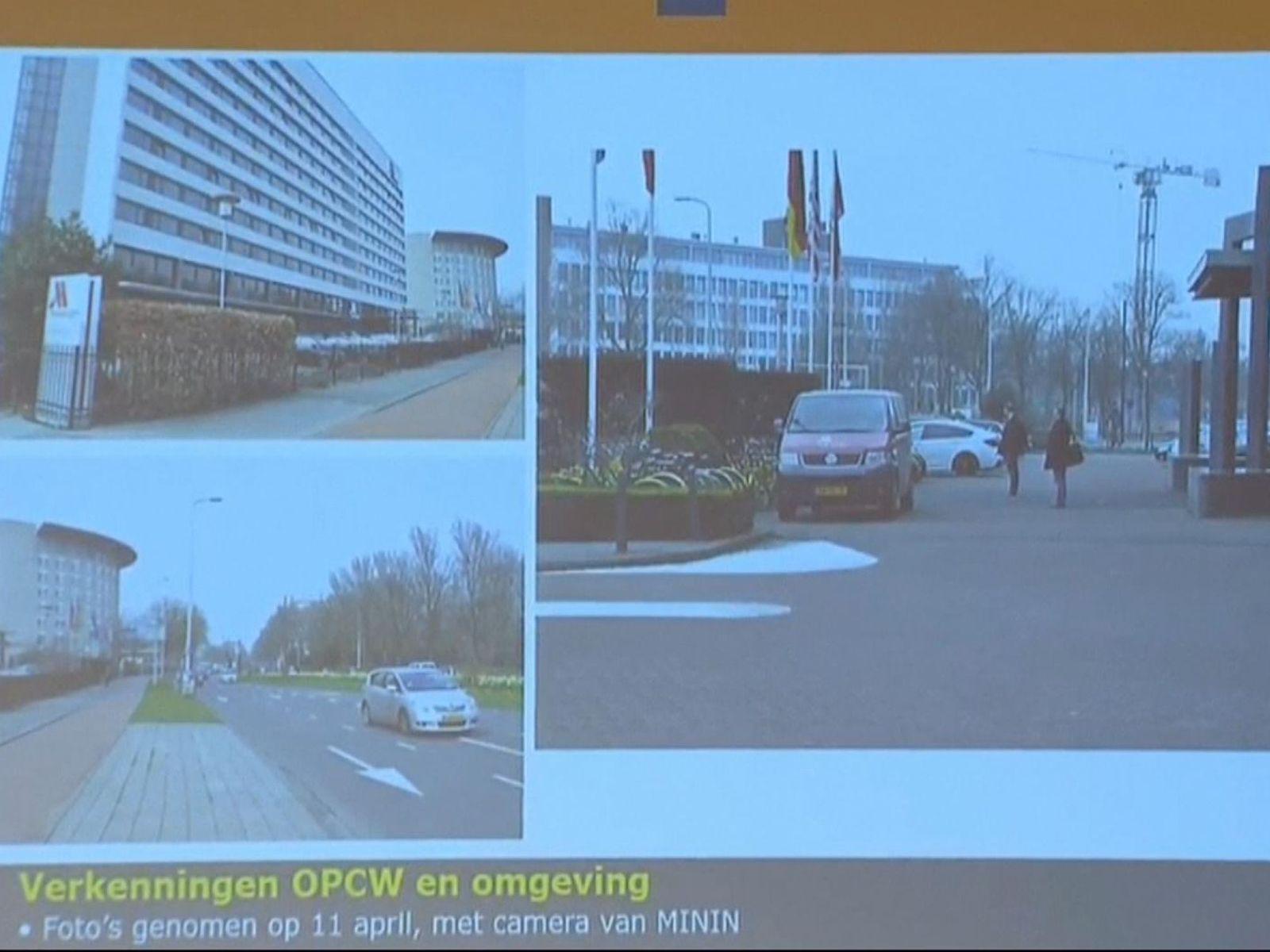 英媒:荷兰阻止俄网络攻击 并驱逐4名俄情报官员