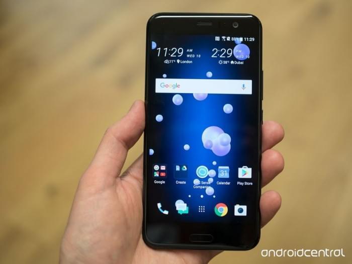 HTC U11现场真机上手的照片 - 28