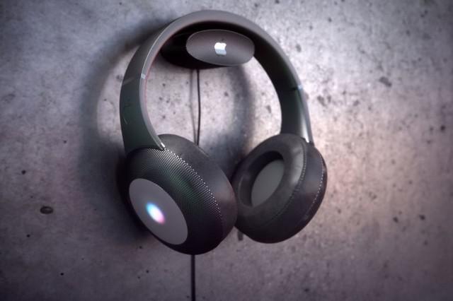 你怎么看?苹果全新头戴式耳机竟然长这样