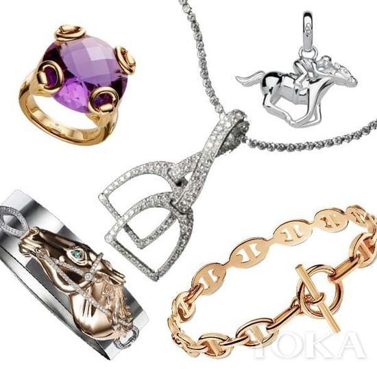 骑手马具皆为灵感,珠宝对马术的爱原来这么深!