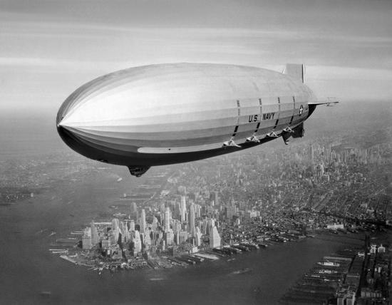 谷歌创始人要造全球最大飞艇 比3架波音777还长