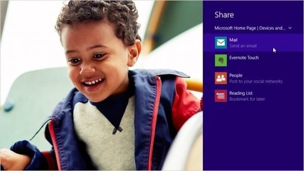微软Windows 10 Creator将改进共享功能的照片