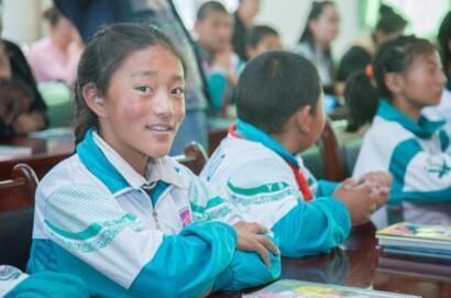 以青海玉树为起点,大V店将捐建百家儿童图书馆