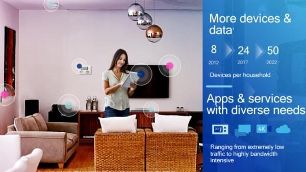 高通推出802.11ax芯片 提升Wi-Fi传输性能的照片 - 1