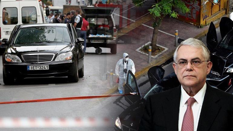 希腊前总理遭邮件炸弹袭击 此前邮件被检查过2次