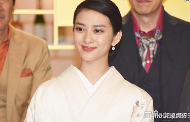 日本女星武井咲宣布结婚怀孕 婚礼时间待定