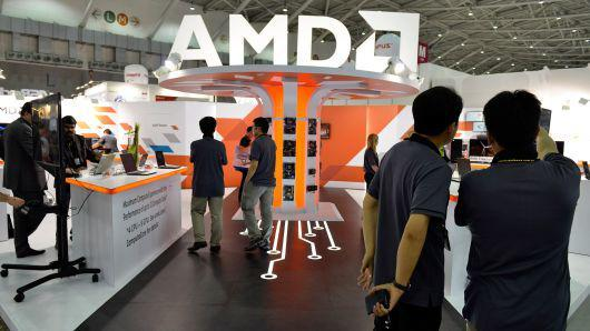 最唱衰AMD的分析师突然大力肯定,公司股价涨9%