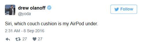 是耳机还是吹风机?看看网友们对AirPods的吐槽的照片 - 7