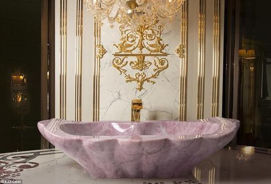 比法拉利还贵?世界上最贵的浴缸688万