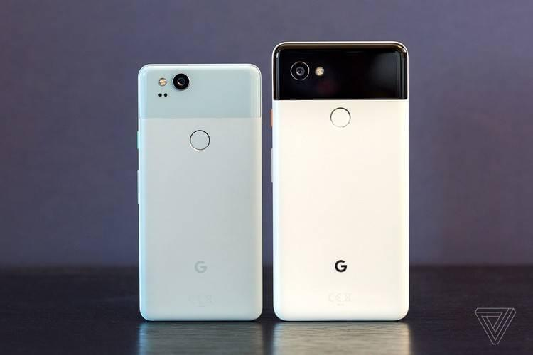 Google hardware empire pixel 2