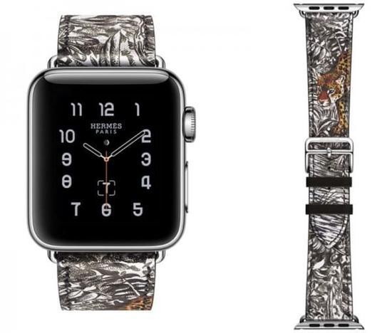 爱马仕将在11月24日发布全新独家Apple Watch表带