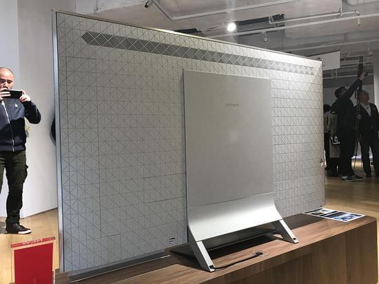 索尼在华发布X9300E系列等新品:售价13999起的照片 - 2