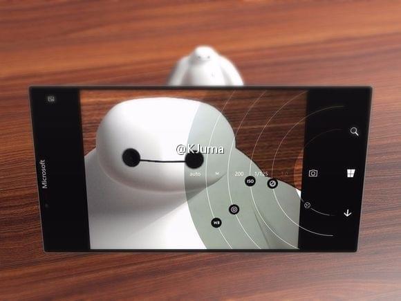 Surface Phone谍照曝光的照片 - 4