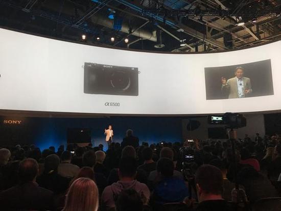 满满黑科技:索尼CES2017发布会看这里