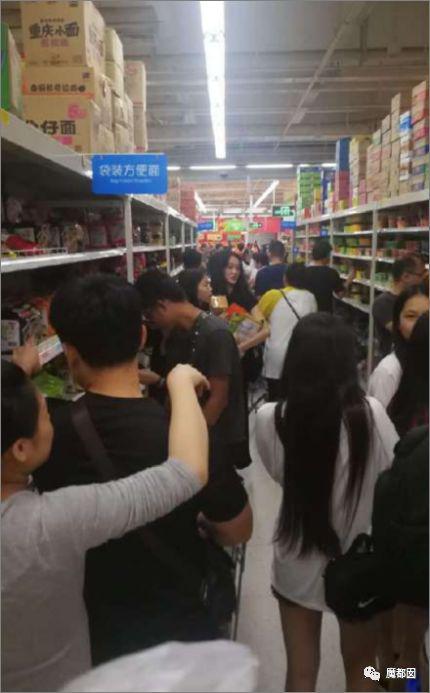 全球风王山竹袭来 广东海南香港多地紧张备战