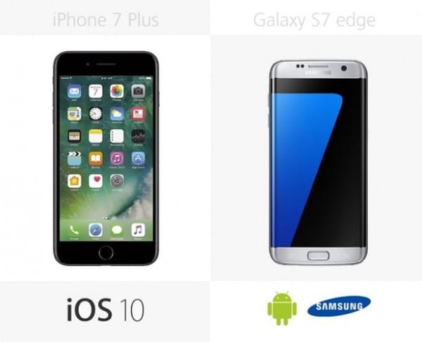 要双摄像头iPhone 7 Plus还是双曲面Galaxy S7 edge?的照片 - 30