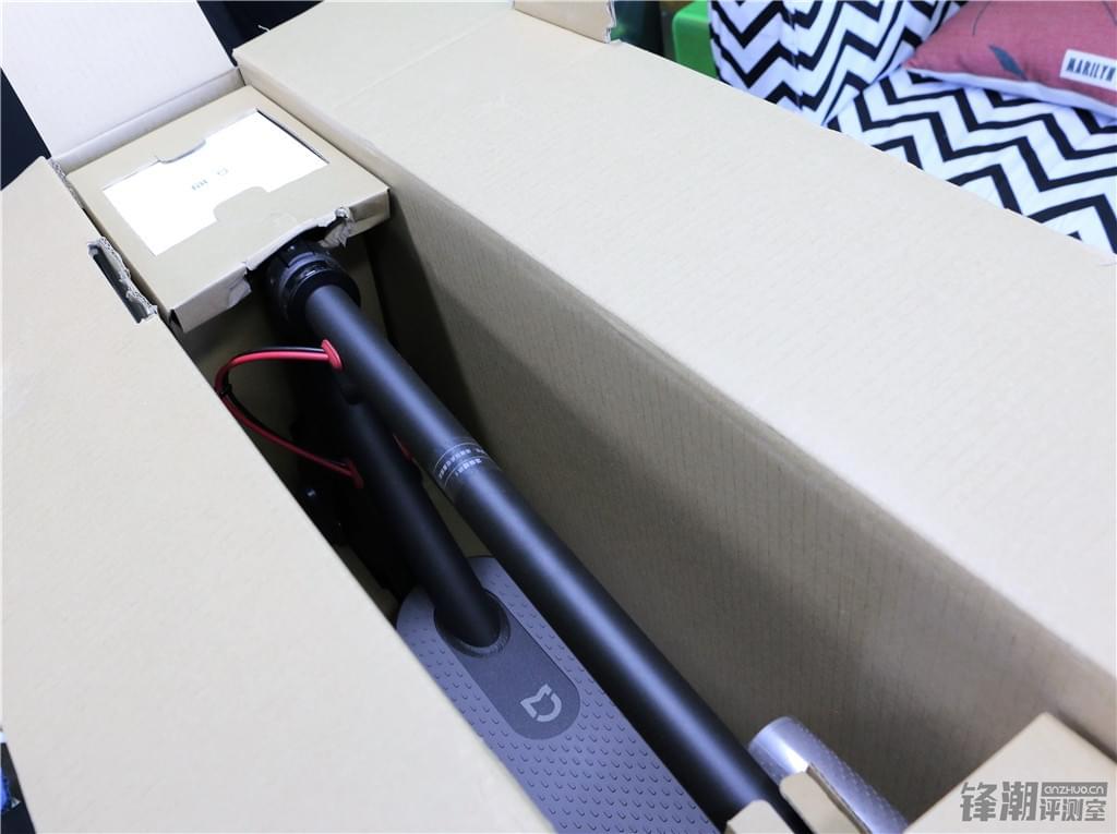 看看这车溜不溜:小米米家电动滑板车体验评测的照片 - 3