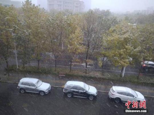 冷空气将影响中东部地区 内蒙古东北部有较强降雪