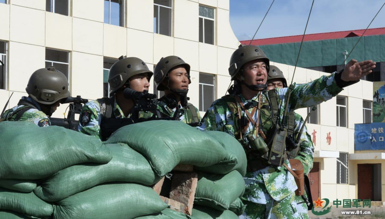 激光模拟交战设备在朱日和军演中也经常使用,连步战车,坦克配备了