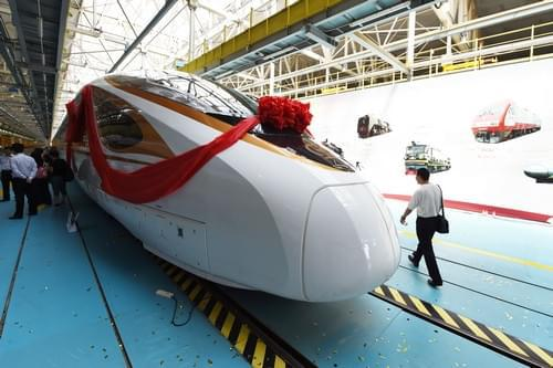 中日韩高铁谁更强?港媒:中国高铁已成日本新干线挑战者_《参考消息》官方网站