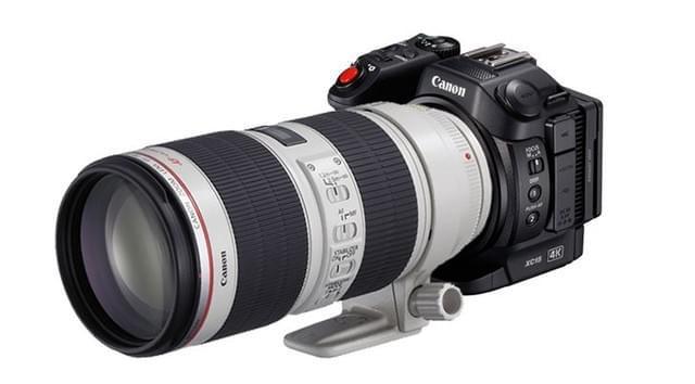 主打4K视频 传闻佳能将推出视频相机产线