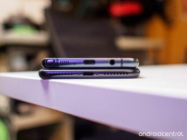iPhone 7 Plus与三星Note 7对比评测:功能重于形式的照片 - 2