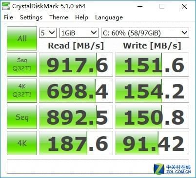 Intel傲腾内存实测:二次跑分秒SATA SSD的照片 - 14