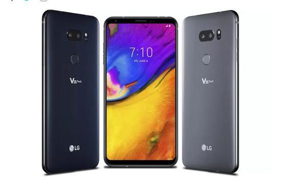 LG V35 ThinQ发布:V30的身材 G7的配置