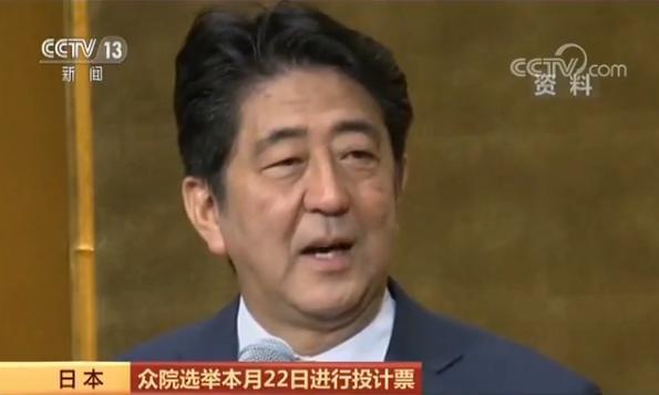 日本众议院选举22日投票 自民党支持率跌至3成