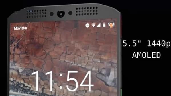 雷蛇手机惊喜曝光的照片 - 3