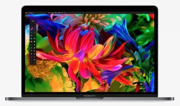 新款MBP是首个支持DCI-P3广色域的MacBook产品的照片 - 1