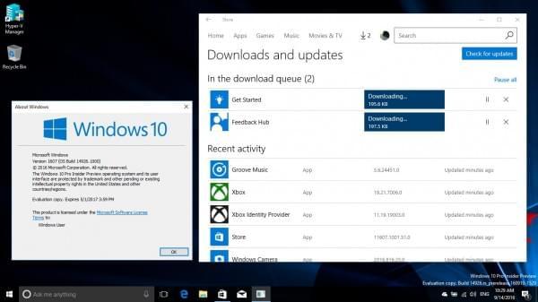 Win10 Build 14926发布:Insider旧版本10月15日后无法启动的照片 - 6