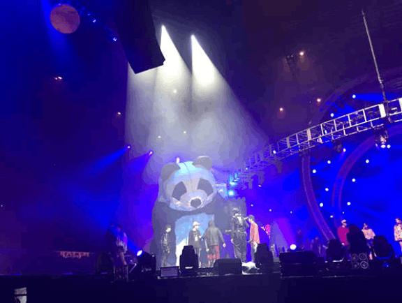 """四川卫视2018跨年,""""中国风""""舞台酷到没朋友"""