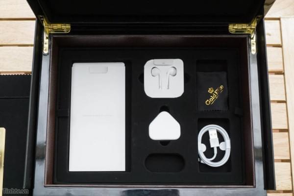 约5.5万 24K黄金iPhone7 Plus开箱图赏的照片 - 5