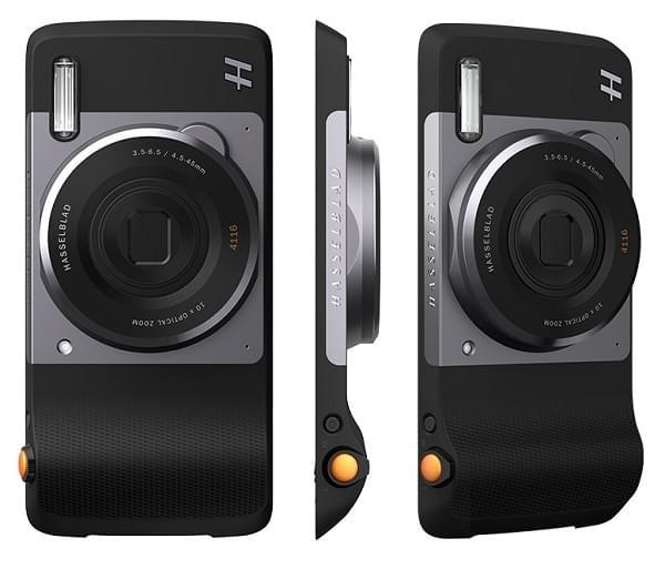 Moto Z Play Droid与哈苏相机模块现已开放预定的照片 - 3