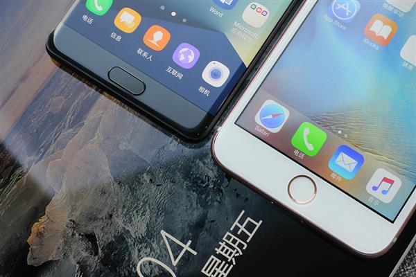 华强北iPhone 7 Plus终极预览机模杀到:对比三星Note 7的照片 - 8
