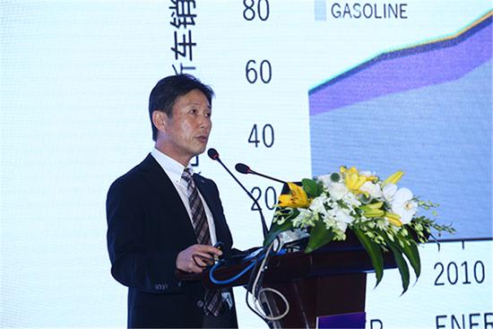 展望汽车动力发展趋势 燃·力量论坛在京举行