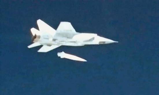 美战略司令部鼓吹太空反导称不怕俄高超音速武器