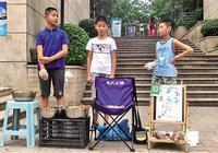 小学生暑假卖卤菜瞬间卖完 日营业额达390元
