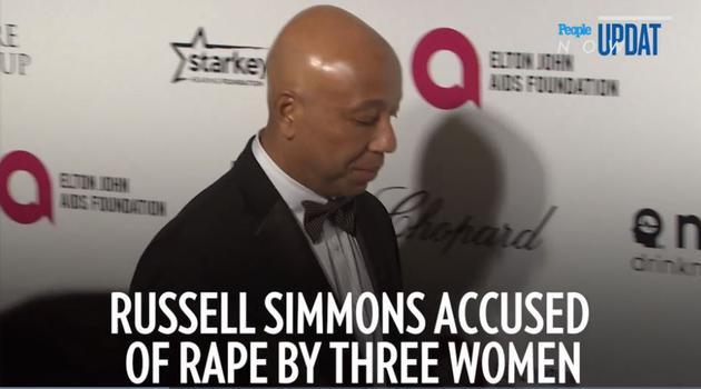 嘻哈大佬西蒙斯再被出版界名媛控告强奸