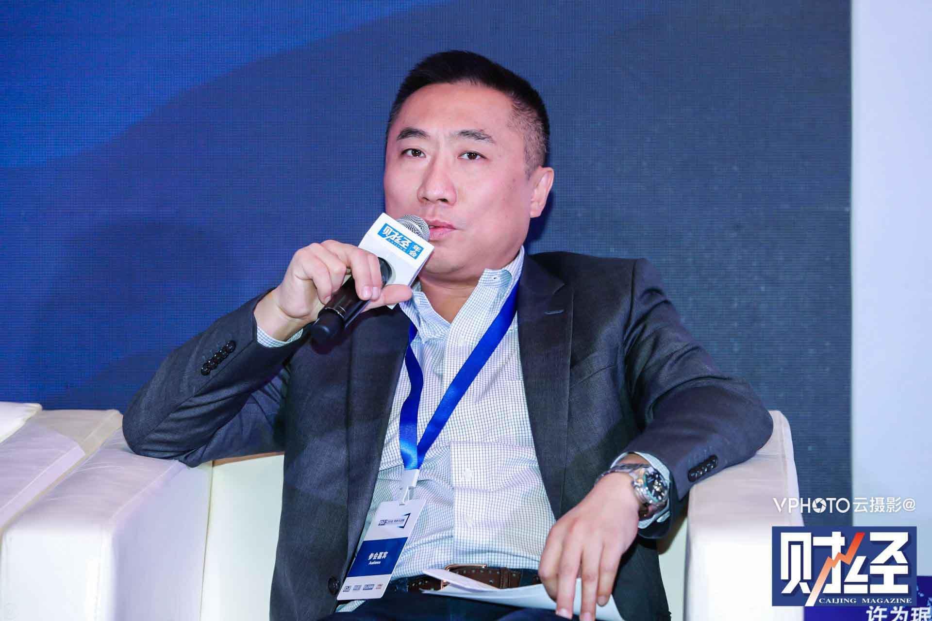 (重庆银海融资租赁有限公司董事、总经理许为珉)