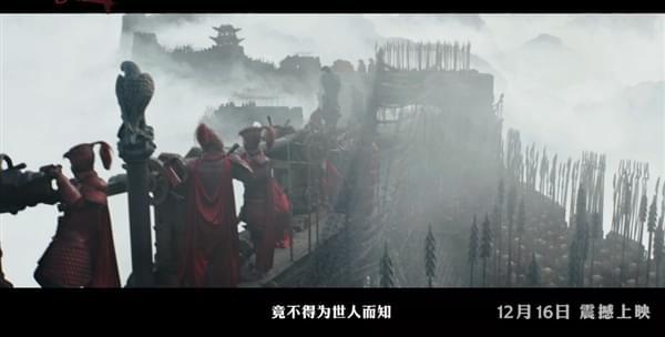 张艺谋《长城》震撼预告片的照片 - 2
