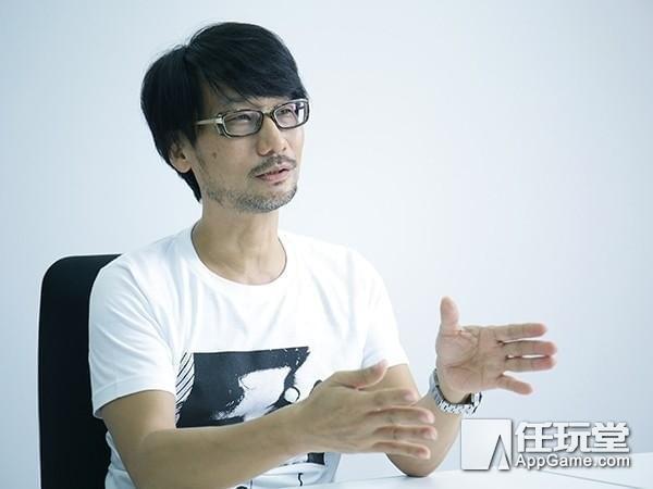 小岛秀夫:VR游戏中玩家成主角,容易出戏