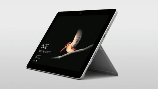 微软的廉价平板Surface Go并不是要与iPad竞争