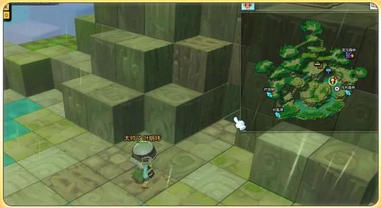 夺宝奇兵 冒险岛2失忆森林附近的黄金宝箱怎么开