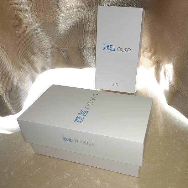 魅蓝Note 5上手简评:成熟方案加快充、轻薄在手续航久的照片 - 5