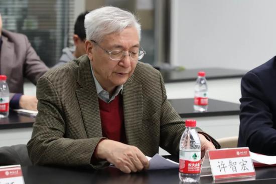 北京大学正式成立现代农学院,中科院院士许智宏任院长